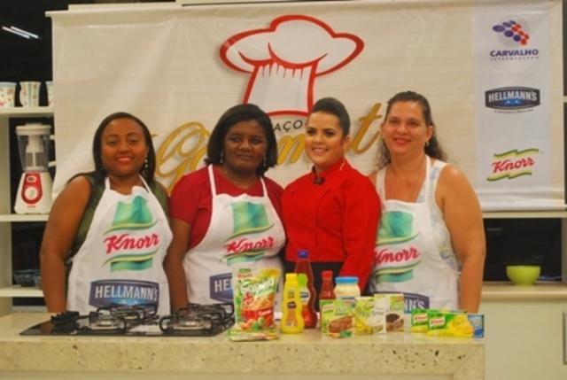 Conheça as vencedoras do 1º Concurso de Culinária Carvalho Helllmans e Knorr