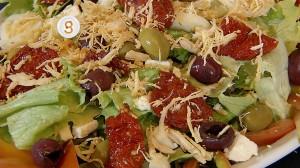Salada Grelhatta