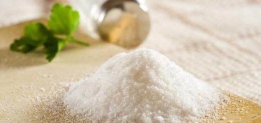 Sal na alimentação