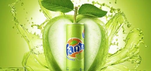 fanta maçã