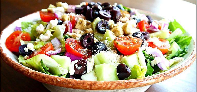 Salada Grega |