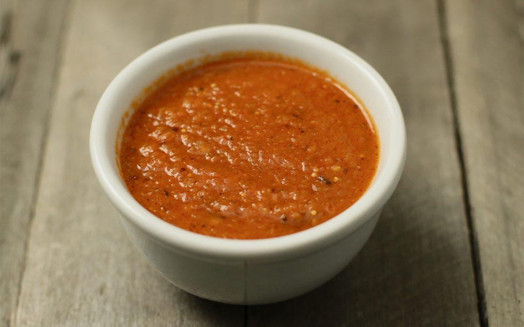 Molho de Tomate Cru